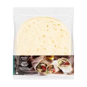 PnP Local White Flour Tortilla 6s