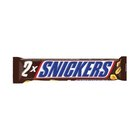 Snickers Chocolate Bar 2 Pack 80g