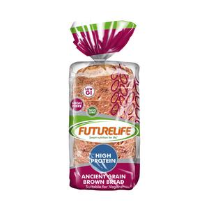 Futurelife High Protein Ancient Grain Brown Bread 800g