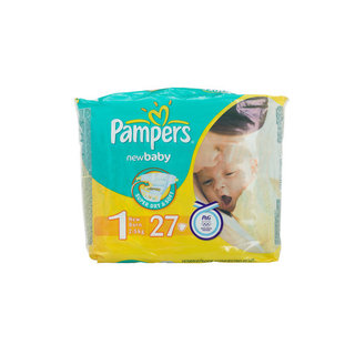 Pampers New Baby Care Pack 27s