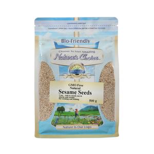 Nature's Choice Sesame Seeds Natural 500