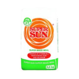 Super Sun Super Maize Meal 2.5kg