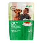 PnP Adult Dog Food Lamb Casserole Chunks 100gr