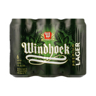 Windhoek Lager Cans 440ml x 6