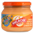 Melrose Cheddar Cheese Spread 250g