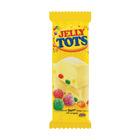 Beacon Jelly Tots Chocolate Slab W hite 80g