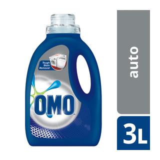 OMO Liquid Detergent Semi Concentrate Auto 3l