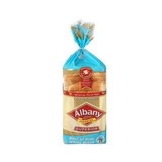 Albany Superior Best of Both White Rolls 360g