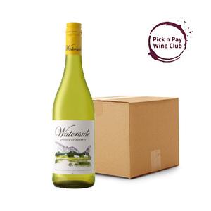 Franschhoek Cellars Waterside Chardonnay 750ml x 6