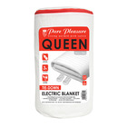 Pure Pleasure Queen Non Fitted Electric Blanket 152x150cm