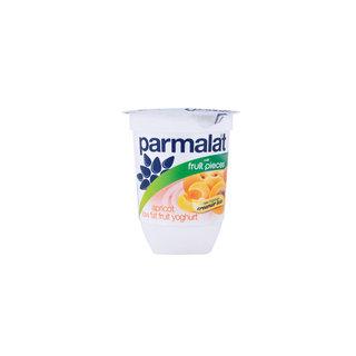 Parmalat Low Fat Apricot Fruit Yoghurt with Fruit Pieces 175g