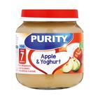Purity Baby 2nd Food Apple & Yoghurt 125ml