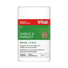 Vital Garlic & Parsley Capsules 100ea