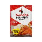 Nando's Sauce Peri Peri Sachet Hot 25g