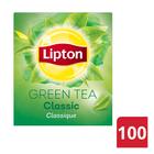 Lipton Tgged Teabags Green Tea 100s