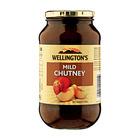 Wellington's Chutney Mild 920g