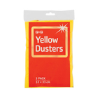 PnP Yellow Dusters 3s