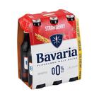 Bavaria Malt 0% Strawberry NRB 330ml x 6