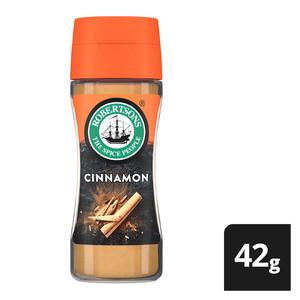 Robertsons Cinnamon Spice 42g bottle