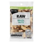 PnP Live Well Raw Brazil Nuts 100g