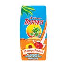 Tropika Eazy Dairy Blend Mango Peach 200ml