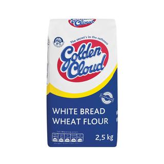 Golden Cloud White Bread Flour 2.5kg