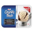 Dairymaid Country Fresh Vanilla with Chocolate Sauce Ice Cream 2l
