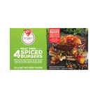 Fry's Vegetarian Asian Spiced Burgers 320g