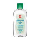 Johnson's Aloe Vera & Vitamin E Baby Oil 200ml