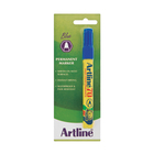 Artline Blue Permanent Marker EK70