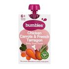 BUMBLES CHICKEN CRT&FRNCH/TARRAGON 120GR