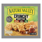 Nature Valley Variety Crunchy Bar Pack 6s