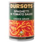 Dursots Choice Spaghetti In Tomato Sauce 410g