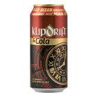 Klipdrift & Cola Can 440 ml  x 24