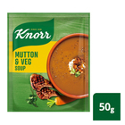 Knorr Packet Soup Mutton & Vegetable 50g