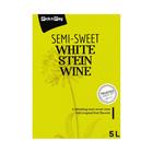 PnP Semi-Sweet Stein 5 l x 4