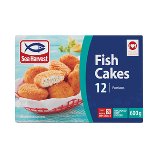 Sea Harvest Simply Delicious Fish Cakes 600g