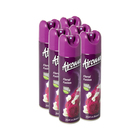 Airoma Air Freshener Floral Fusion 225ml x 6