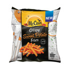 McCain Crispy Sweet Potato Fries 750g
