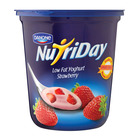 Danone Nutriday Low Fat Strawberry Yoghurt 1kg