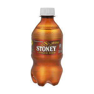 Stoney Ginger Beer 300ml Can x 24