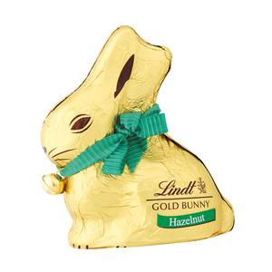 Lindt Gold Bunny Hazelnut 100g