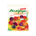 Amajoya Sugar Free Clear Fruit S weets 75g