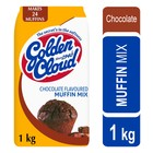 Golden Cloud Chocolate Muffin  Mix 1kg