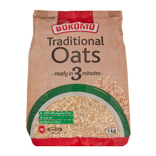 Nature's Source Super Quick M orning Oats 1kg x 10