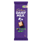 Cadbury Slab Top Deck With Mint 80g