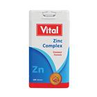 Vital Zinc Tablets 100ea
