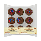 PnP Mini Chocolate Cupcakes 9s