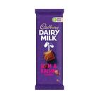 Cadbury Slab Rum & Raisin 80g