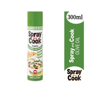 Colman's Spray & Cook Olive Oil 300ml